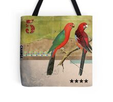 Animal Collection by Elo -- Birds Tote Bag