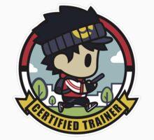 Certified Trainer - Boy Kids Tee