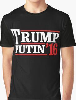 TRUMP PUTIN 16 Graphic T-Shirt