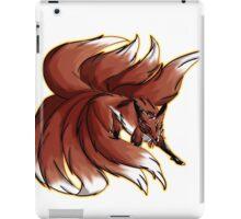Nine Tailed Fox  iPad Case/Skin