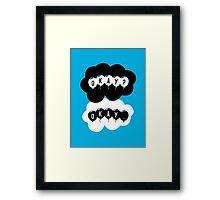 TFIOS OKAY Framed Print