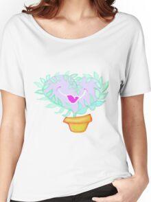 I Love A Flower...Pot Women's Relaxed Fit T-Shirt