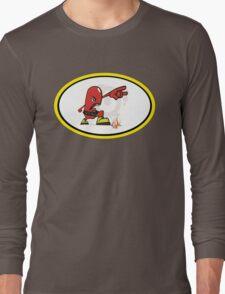 Bat Bean Sign Long Sleeve T-Shirt