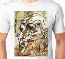 """MULTI IMAGE MAN"" Vintage (1899) Francis Picabia Unisex T-Shirt"