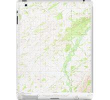 USGS TOPO Map Alaska AK Livengood C-2 357126 1951 63360 iPad Case/Skin