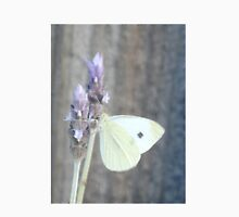 Lavender and Butterfly Unisex T-Shirt