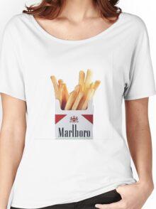 Marlboro fries Women's Relaxed Fit T-Shirt