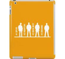 Trainspotting! iPad Case/Skin