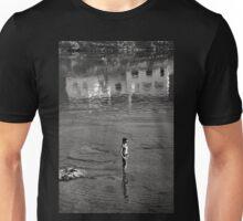 Do not disturb my circles! - Tinos island Unisex T-Shirt