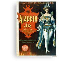 Aladdin Jr 2 - Strobridge - 1894 Canvas Print