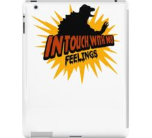 In Touch With My Feelings iPad Case/Skin