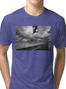 Endless road Tri-blend T-Shirt