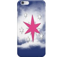 Twilight Sparkle Nebulous Cutie Mark iPhone Case/Skin
