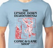The Upside Down Demogorgon - Stranger Things Have Happened Unisex T-Shirt