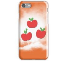 Applejack Nebulous Cutie Mark iPhone Case/Skin