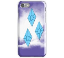 Rarity Nebulous Cutie Mark iPhone Case/Skin