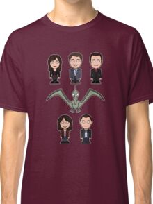 Torchwood team (shirt) Classic T-Shirt