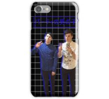 Dan and Phil Party Boys iPhone Case/Skin