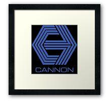 Cannon Films Framed Print