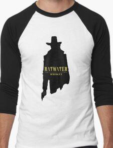 RATWATER WHISKEY PREACHER Men's Baseball ¾ T-Shirt