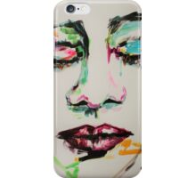 I`m Nothing But Graffiti on Your Wall iPhone Case/Skin