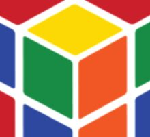 Rubik's Cube - Regular Sticker