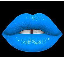 Melanie Martinez Lips Photographic Print