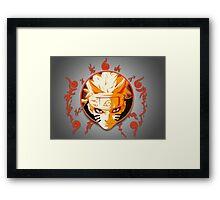 Fox Seal Framed Print