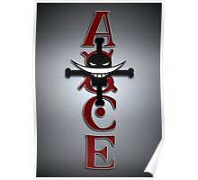 Ace Tattoo Poster