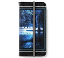 In the moonlight iPhone Wallet/Case/Skin