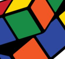 Rubik's Cube - Twisted Sticker