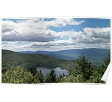 White Mountains of New Hampshire Poster