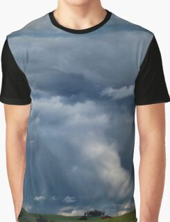 A Rainy Winters Afternoon Graphic T-Shirt