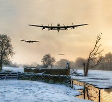 Winter Bombers by James Biggadike