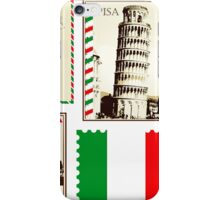 Italy Symbols iPhone Case/Skin