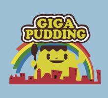 giga pudding shirt Kids Clothes