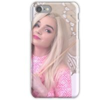 That Poppy Umbrella Photoshoot iPhone Case/Skin