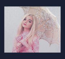 That Poppy Umbrella Photoshoot Baby Tee