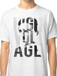 Claim to Fame Series 01 - Nikola Tesla Classic T-Shirt
