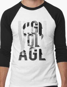 Claim to Fame Series 01 - Nikola Tesla Men's Baseball ¾ T-Shirt