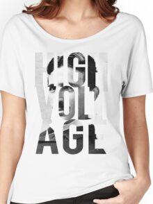 Claim to Fame Series 01 - Nikola Tesla Women's Relaxed Fit T-Shirt