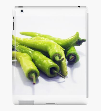 Chillies iPad Case/Skin