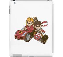 Super Ryu Kart iPad Case/Skin