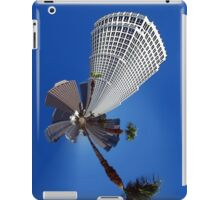 Squeezed Los Angeles Highrise Palm Tree Abstract iPad Case/Skin