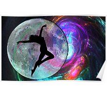 Lunar Dancer Poster
