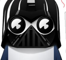 Gunter(Darth Vader) Sticker