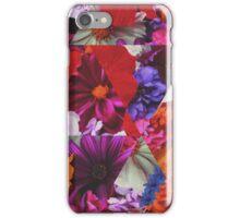 Floral DeRangement  iPhone Case/Skin