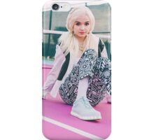 That Poppy Pose iPhone Case/Skin