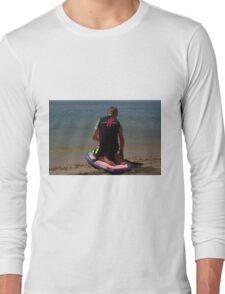 KNEE BOARDING3 Long Sleeve T-Shirt