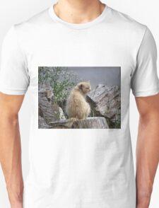 Kink, the ferral cat Unisex T-Shirt
